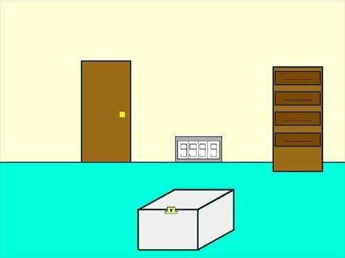 瞬間脱出ゲーム Game Screen Shot1