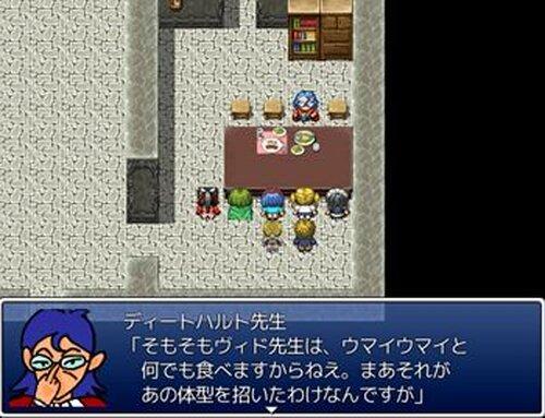ツクール×スクール Game Screen Shot2