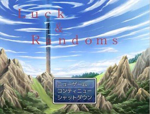Luck & Randoms Game Screen Shots