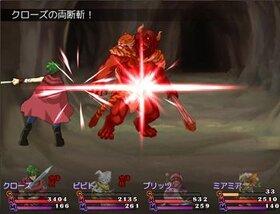精霊のコンチェルト Game Screen Shot2
