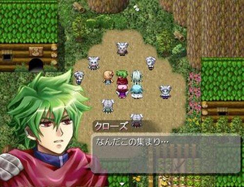 精霊のコンチェルト Game Screen Shot4