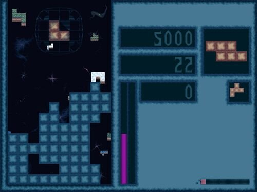 パズルゲーム Game Screen Shot1