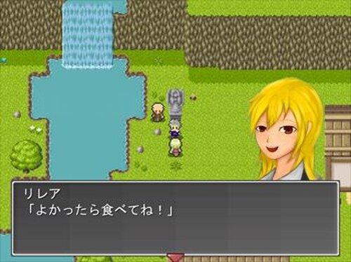 五狼の冒険~人狼の追憶~ Game Screen Shot4