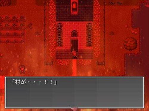 五狼の冒険~人狼の追憶~ Game Screen Shot5