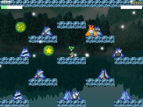 フェアリーウォーズ Game Screen Shot1
