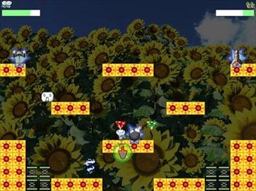 フェアリーウォーズ Game Screen Shots