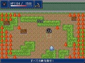 戦闘凶機ハジケイレイサー Game Screen Shot5