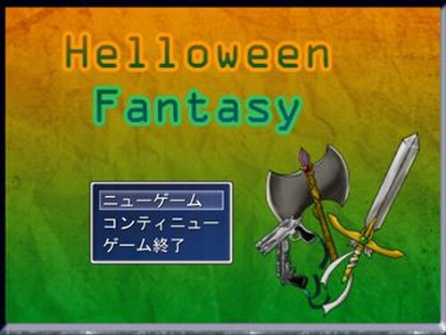 Helloween Fantasy Game Screen Shot2