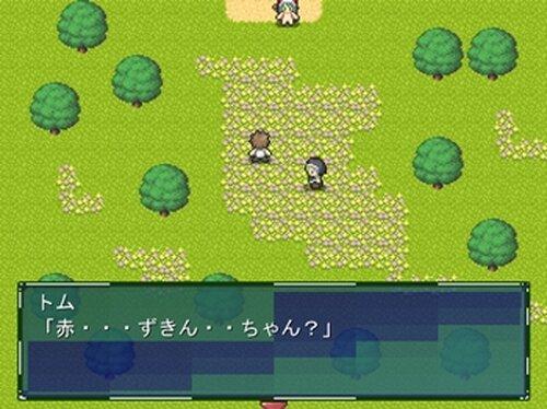 トムと黒ずきんのサラ Game Screen Shots