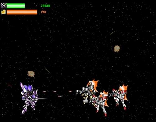 EARTH SAVIOUR FORCE Game Screen Shot5