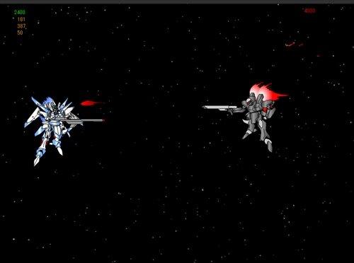 EARTH SAVIOUR 戦士たちへのレクイエム Game Screen Shot1