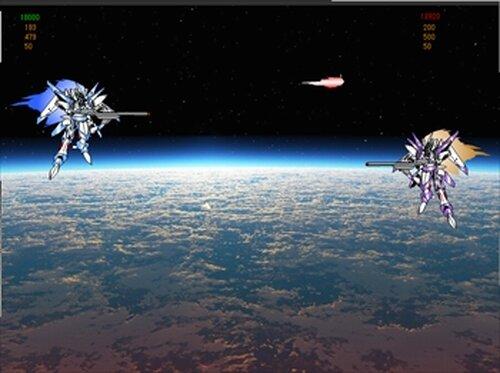 EARTH SAVIOUR 戦士たちへのレクイエム Game Screen Shot5