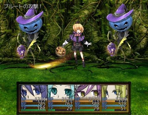 間違い探しのクロニクル Game Screen Shot1