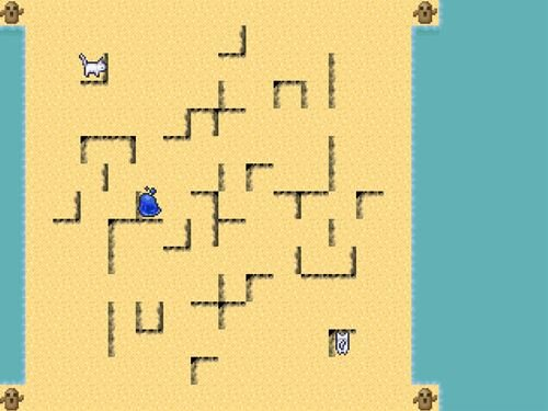 ネコヨケパズル Game Screen Shot1