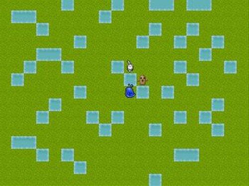 ネコヨケパズル Game Screen Shot3