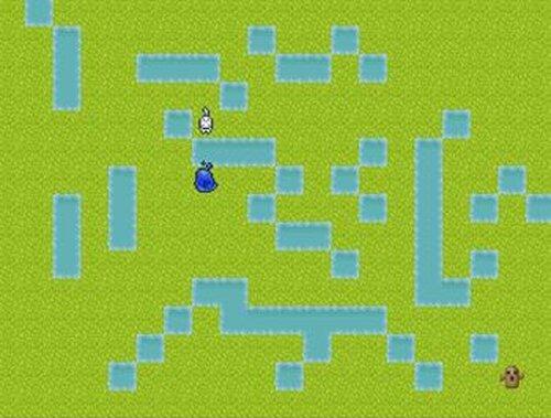 ネコヨケパズル Game Screen Shots