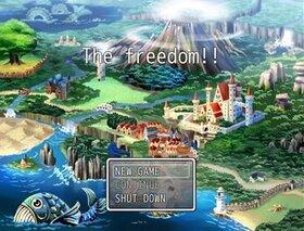 The freedom!! Game Screen Shot2