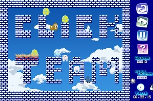 グッジョブ!ペンタくん:北極編/完全版 Game Screen Shots