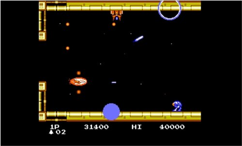 INFINOS 0(インフィノス ゼロ) Game Screen Shot