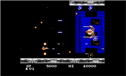 INFINOS 0(インフィノス ゼロ) Game Screen Shot3