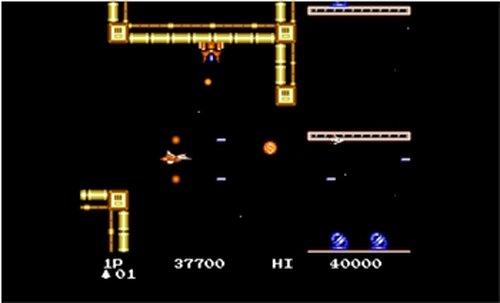 INFINOS 0(インフィノス ゼロ) Game Screen Shots