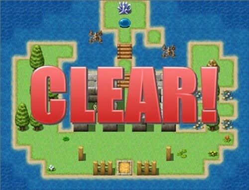 スラリンのパズルで冒険VX Game Screen Shot4