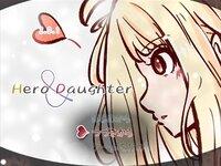 Hero_and_Daughter (ver2.0.1)のゲーム画面