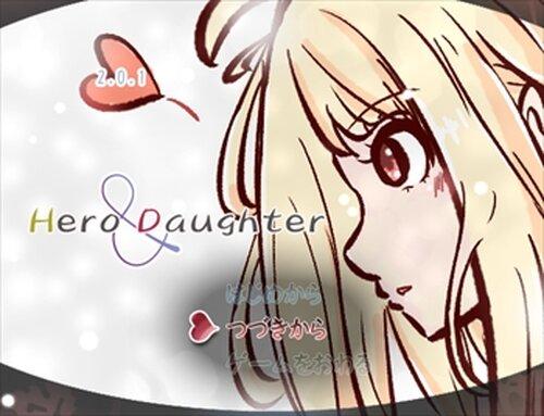 Hero_and_Daughter (ver2.0.1) Game Screen Shots