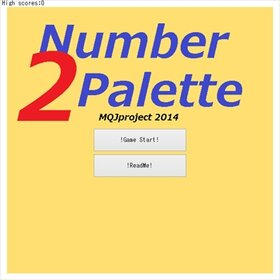 Number Palette2 Game Screen Shot2