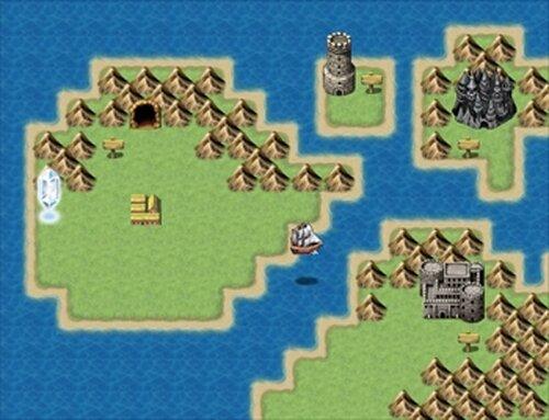 ホームレス勇者外伝 Game Screen Shot5
