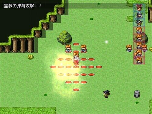 東方仮想人形 体験版 Game Screen Shot