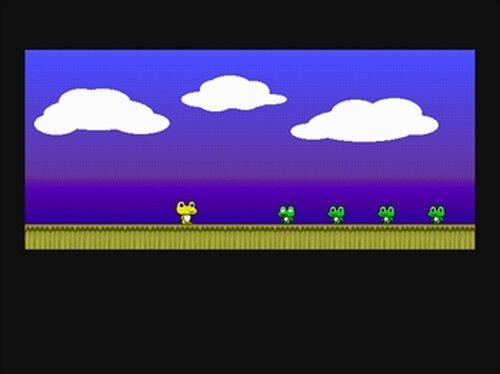ケロリカラーリン Game Screen Shot4