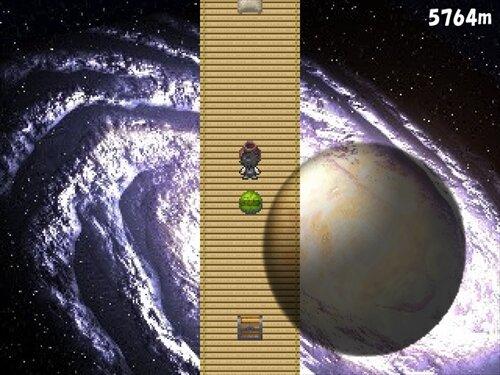 スーパーマラソン Game Screen Shot
