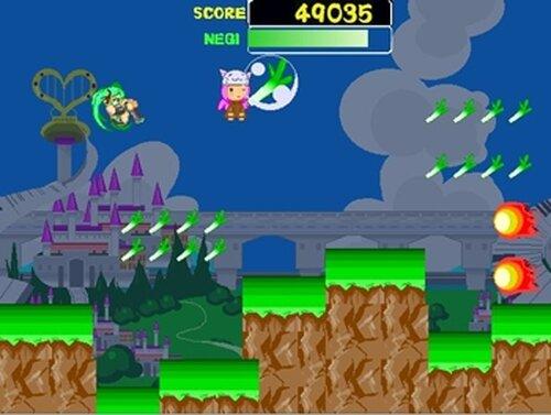 初音ランニング Game Screen Shot2