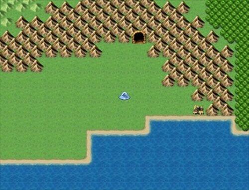 逆襲のスライム Game Screen Shots