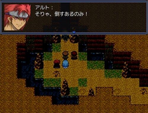 ふたりの勇者 Game Screen Shot4
