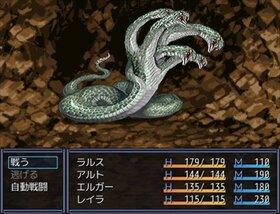 ふたりの勇者 Game Screen Shot5