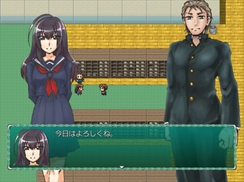 ムシのイドコロ Game Screen Shot2
