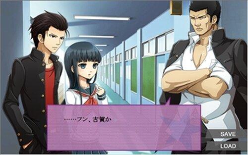 GKA!-玉砕覚悟のアタック大作戦- Game Screen Shot4