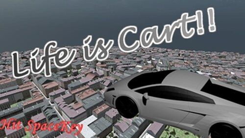 Life is Cart!! Game Screen Shot2