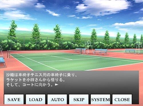 車椅子の坂道 Game Screen Shot3