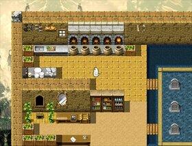 青蹄のユニコーン Game Screen Shot2
