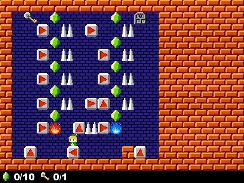 マセキのイセキ Game Screen Shot