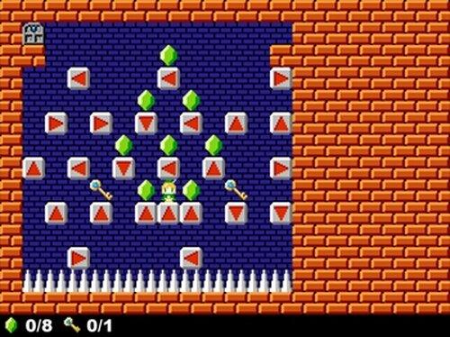 マセキのイセキ Game Screen Shot5
