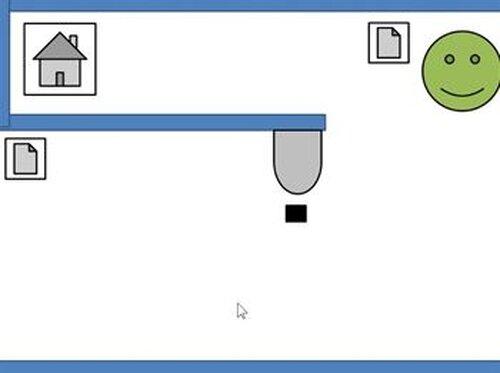 スーパーイライラ棒 Game Screen Shot3