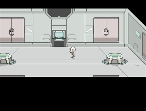 あの青空をエレノアに Game Screen Shot1