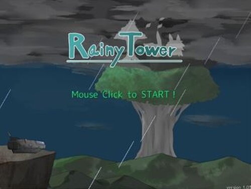 RainyTower Game Screen Shot2