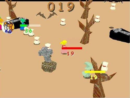 ハロウィン・フェスタ完全版 Game Screen Shot1