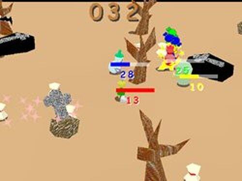 ハロウィン・フェスタ完全版 Game Screen Shots