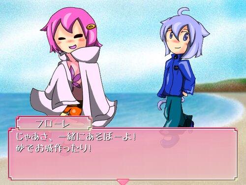 月影クインテット Game Screen Shot1